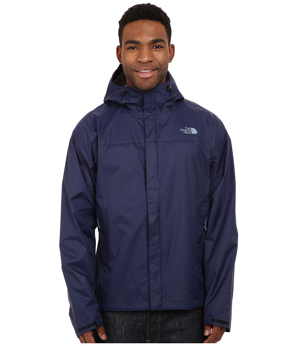 The North Face - Venture Jacket (Cosmic Blue/Cosmic Blue/Moonlight Blue) Men's Jacket