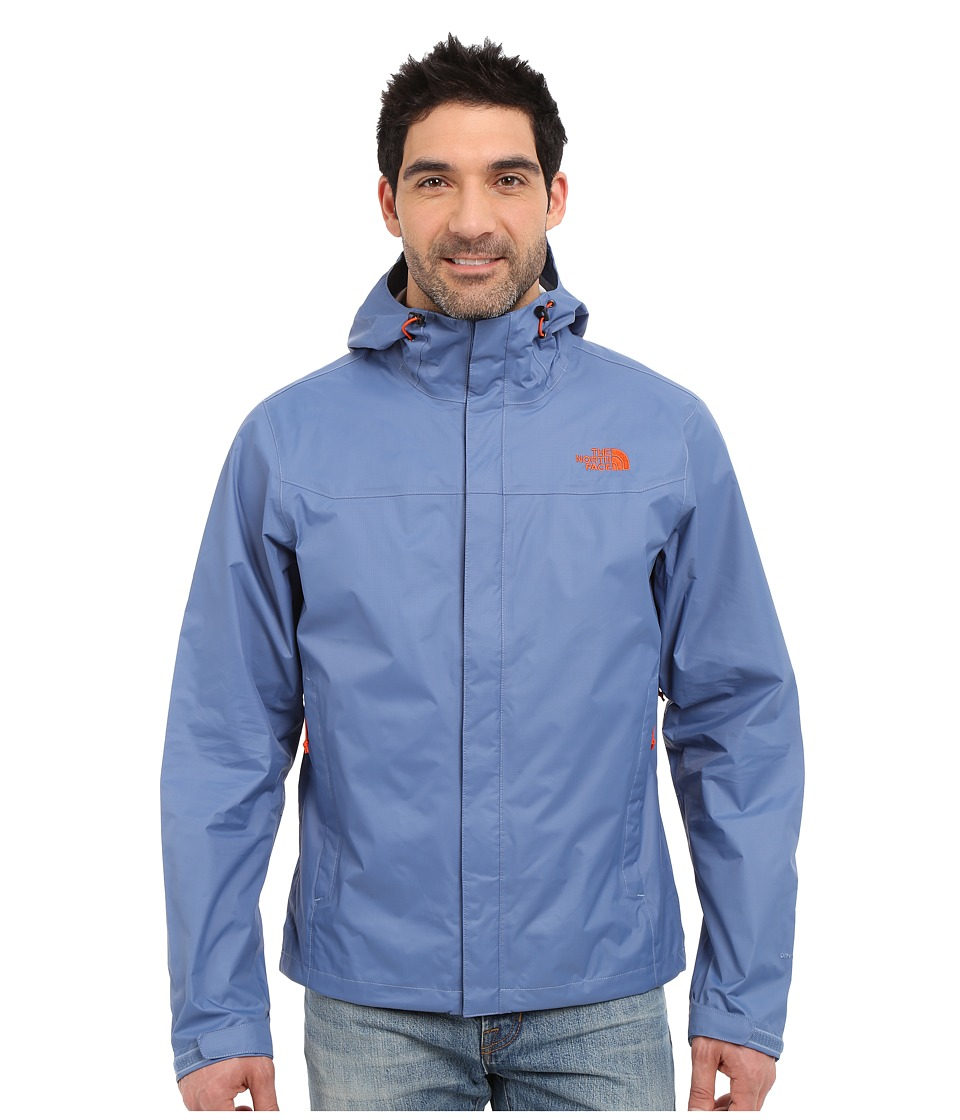 The North Face - Venture Jacket (Moonlight Blue/Moonlight Blue) Men's Jacket