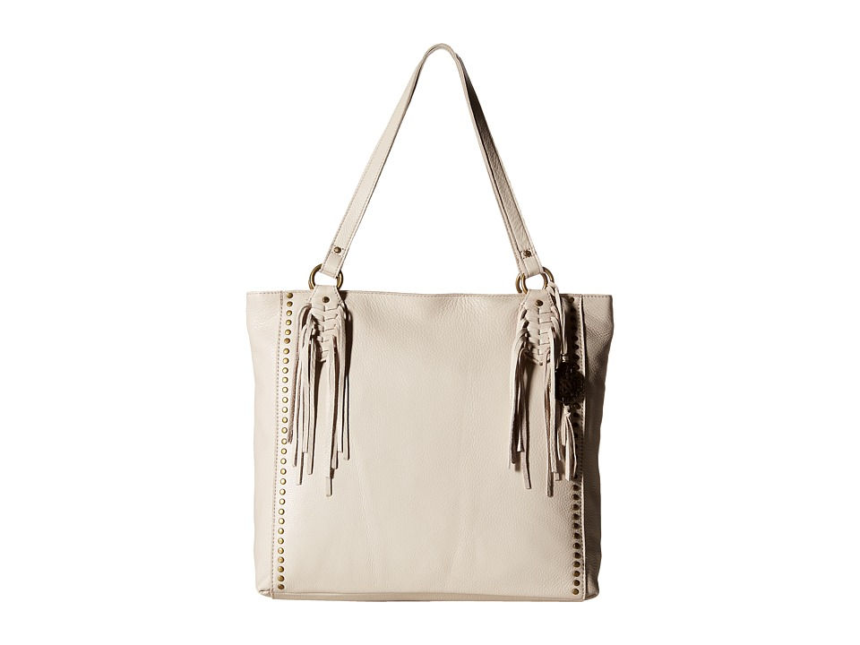 The Sak - Montara Tote (Stone) Tote Handbags