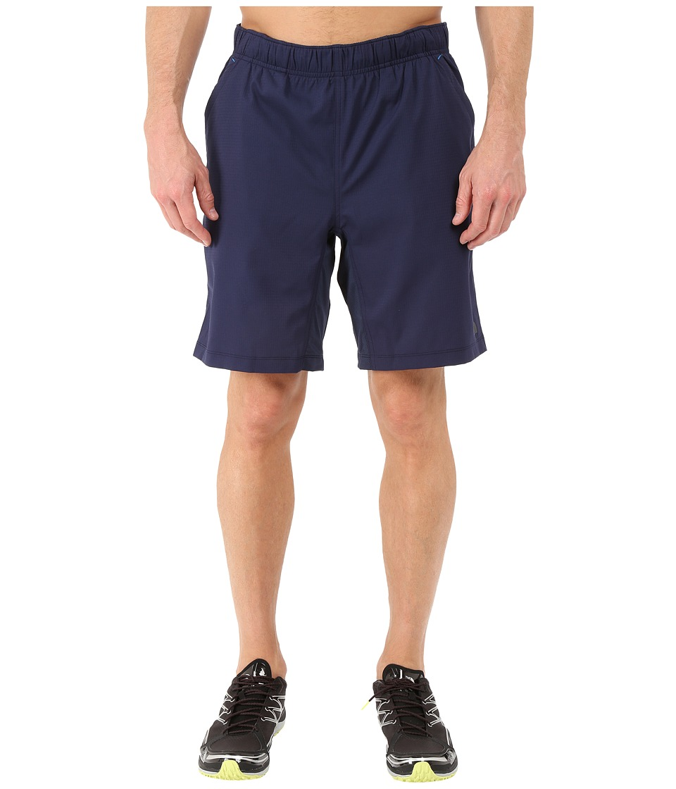 The North Face - Ampere Dual Shorts (Cosmic Blue/Bomber Blue) Men's Shorts