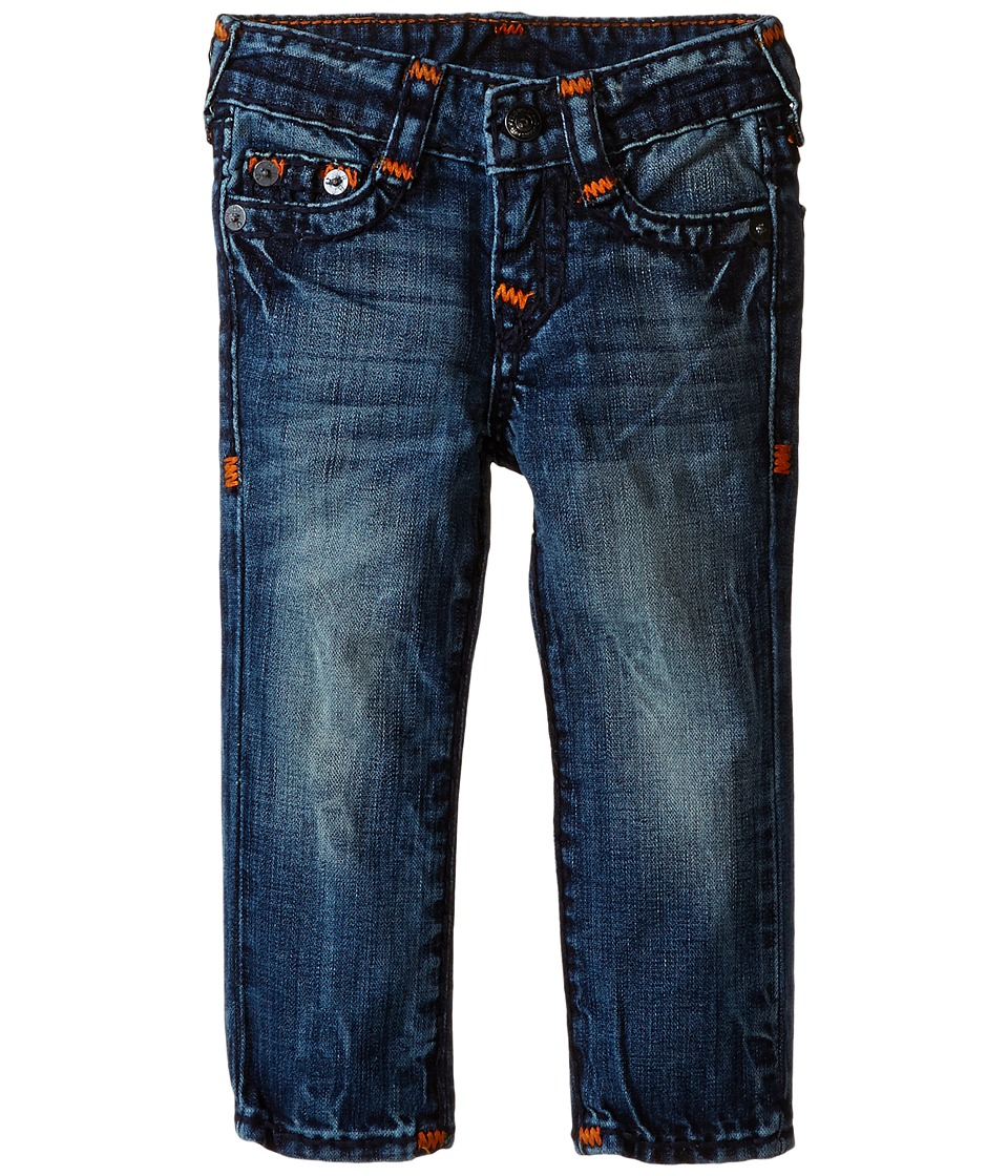 True Religion Kids - Geno Super T Jeans in Blue Onyx (Toddler/Little Kids) (Blue Onyx) Boy's Jeans