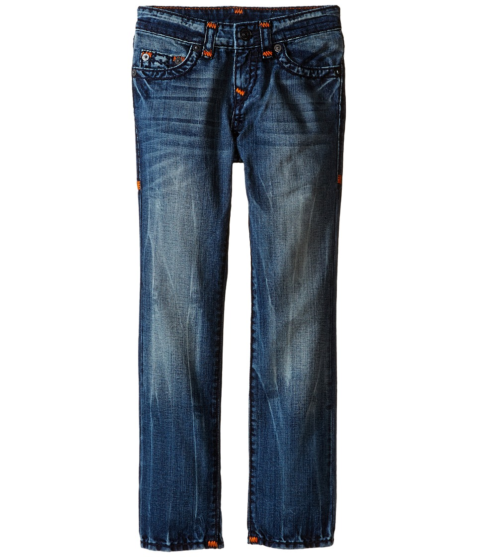 True Religion Kids - Geno Super T Jeans in Blue Onyx (Big Kids) (Blue Onyx) Boy's Jeans