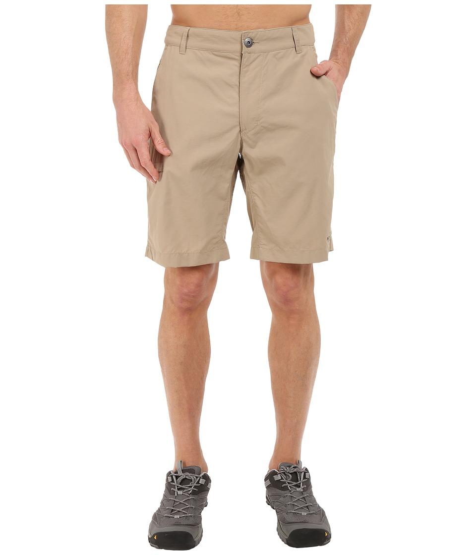 The North Face - Horizon 2.0 Shorts (Dune Beige Heather) Men's Shorts