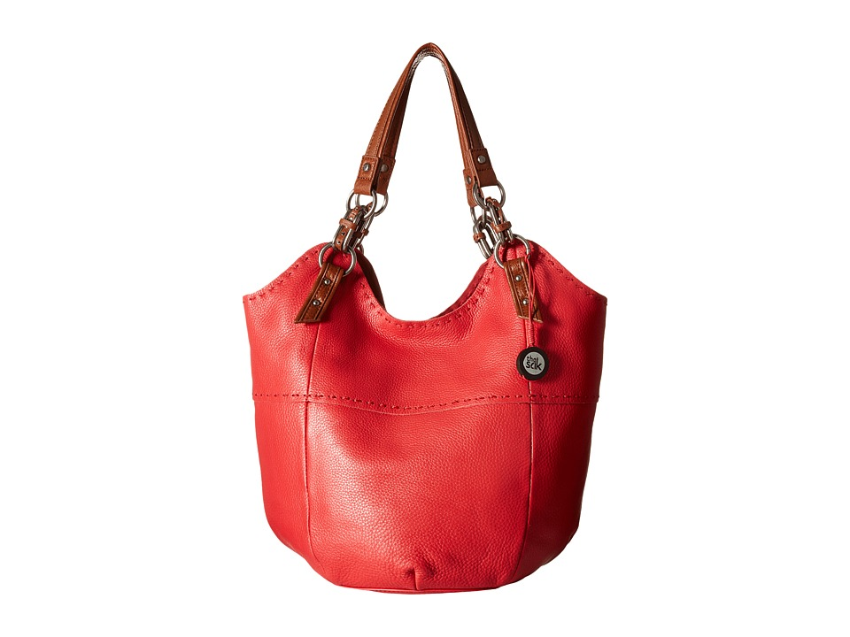 The Sak - Indio Large Tote (Bonfire) Shoulder Handbags