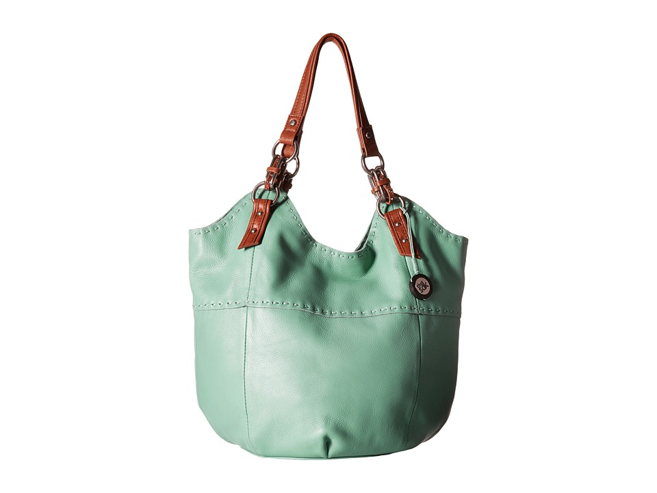 The Sak - Indio Large Tote (Seascape) Shoulder Handbags