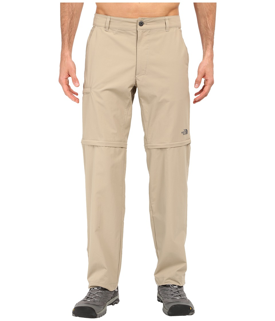 The North Face - Horizon 2.0 Convertible Pants (Dune Beige) Men's Casual Pants