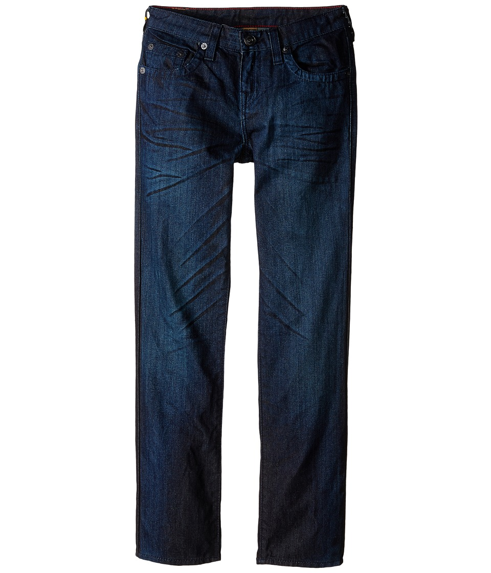 True Religion Kids - Geno Single End Jeans in Aviator (Big Kids) (Aviator) Boy's Jeans