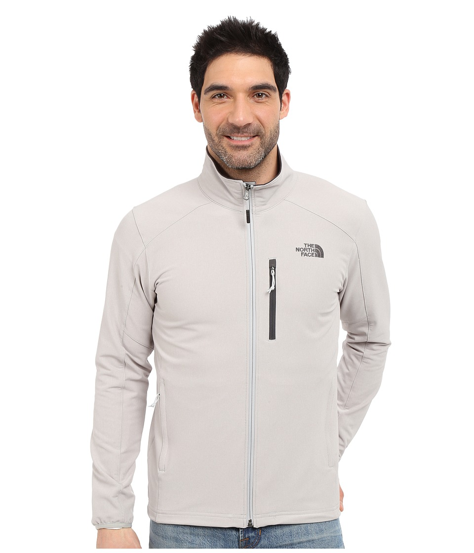 The North Face Apex Pneumatic Jacket (High Rise Grey Texture (Prior Season)) Men