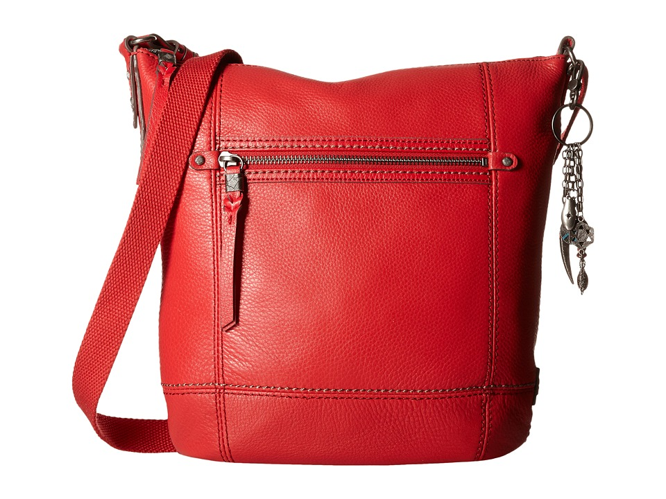 The Sak - Sequoia Crossbody (Bonfire) Cross Body Handbags