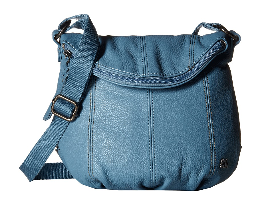 The Sak - Deena Crossbody Flap (Harbour) Cross Body Handbags