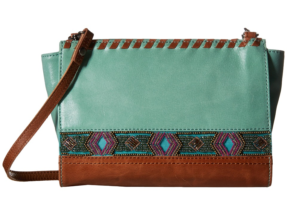 The Sak - Cabrillo Demi Crossbody (Seascape Beads) Cross Body Handbags