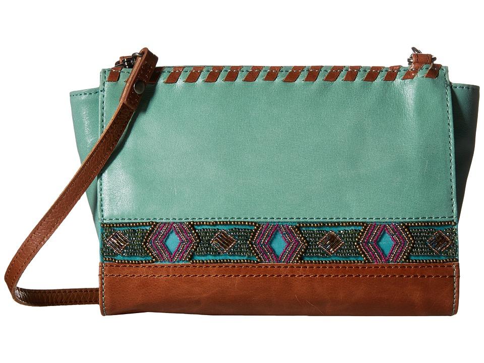 The Sak - Cabrillo Demi Crossbody (Seascape Beads) Cross Body Handbags