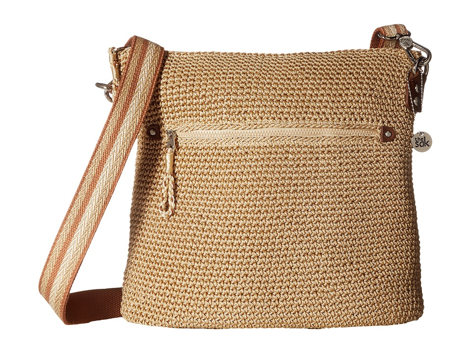 The Sak - Noe Crossbody (Bamboo) Cross Body Handbags