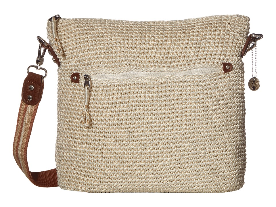 The Sak - Noe Crossbody (Natural) Cross Body Handbags
