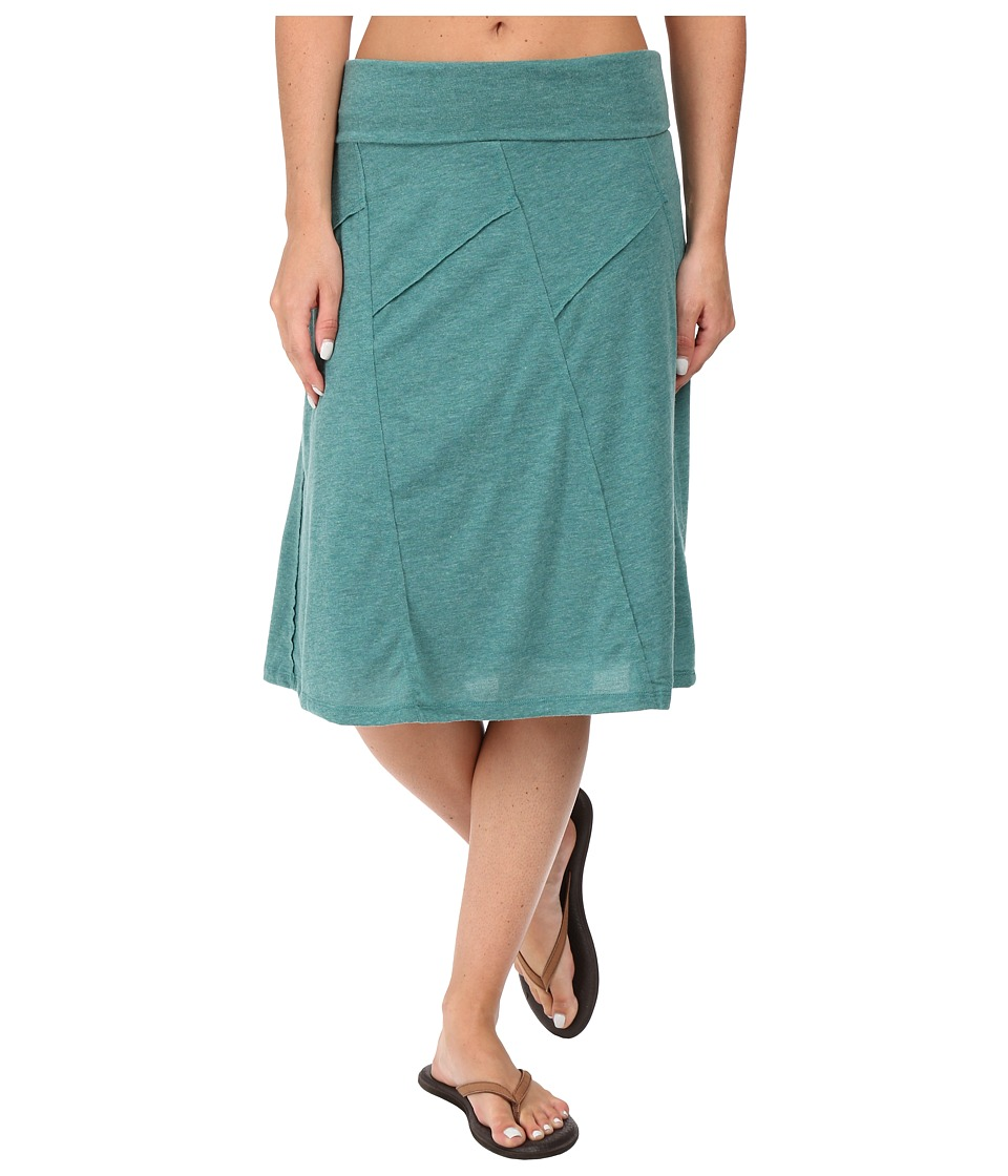 Prana Daphne Skirt (Harbor Blue) Women