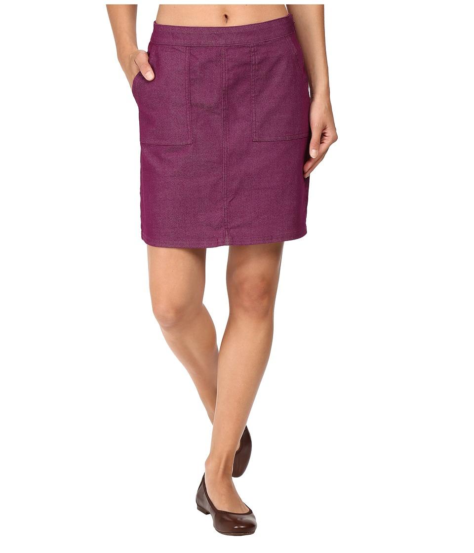 Prana Kara Skirt (Grapevine) Women