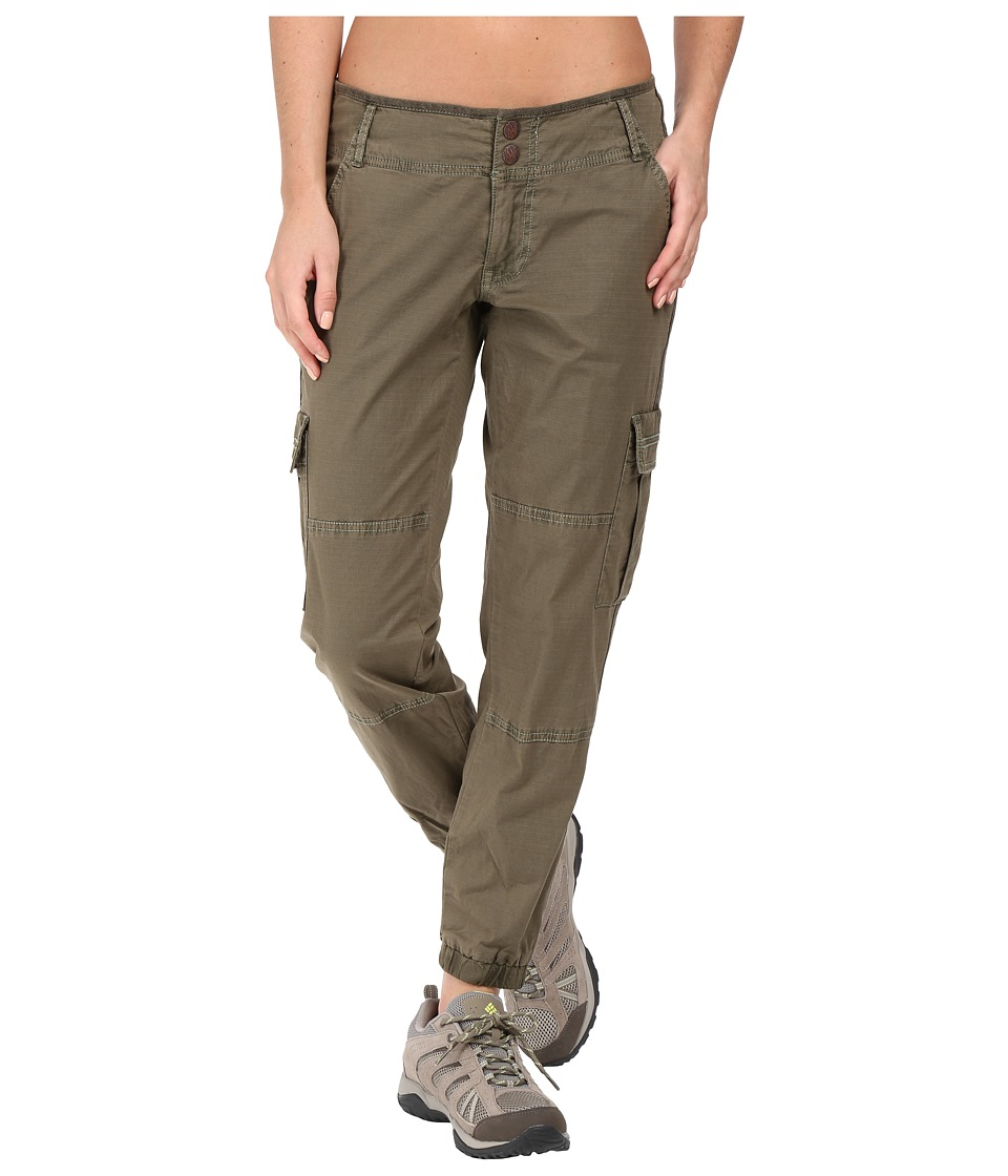 Prana - Kadri Pants (Cargo Green) Women's Casual Pants