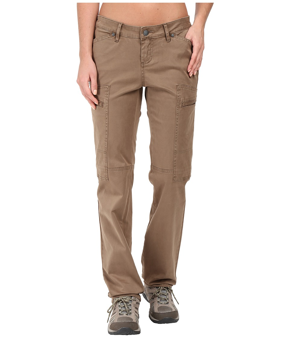Prana Louisa Straight Leg Pants (Pottery) Women