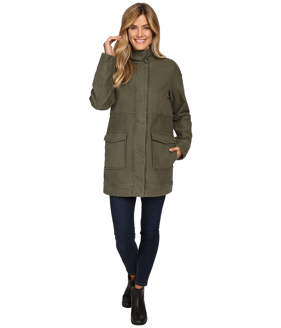 Prana - Trip Jacket (Cargo Green) Women's Coat