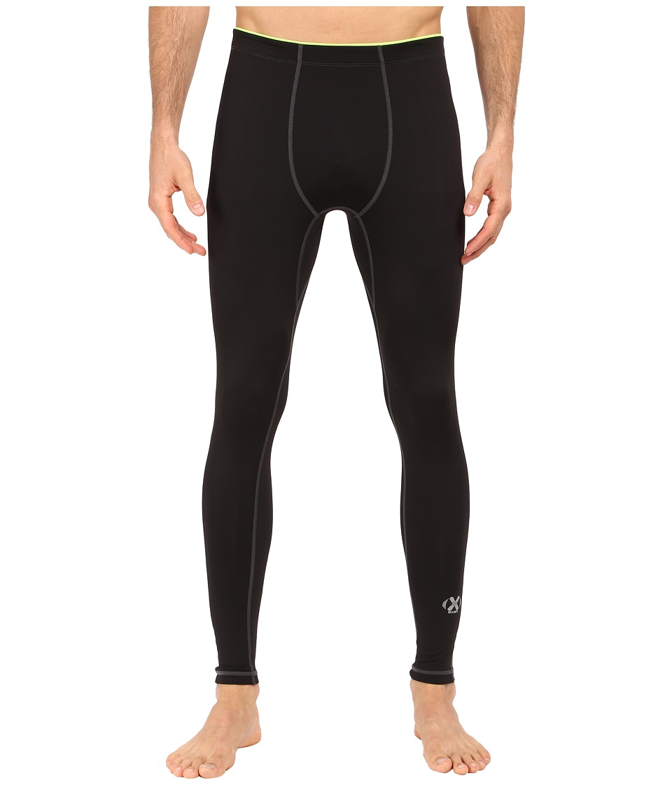 2(X)IST - Modern Sport Performance Leggings (Black) Men's Casual Pants