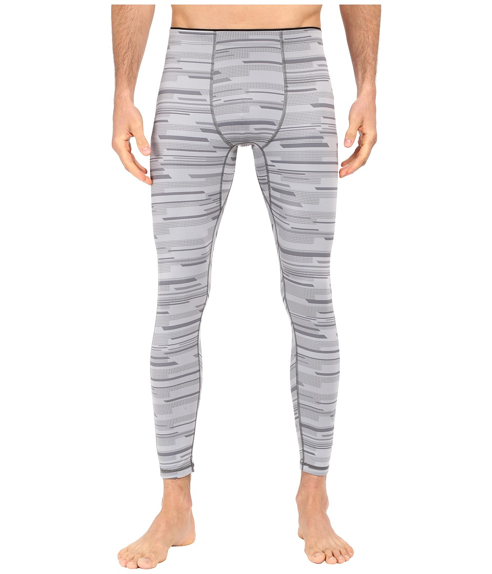 2(X)IST - Modern Sport Performance Leggings (Grey Stride) Men's Casual Pants