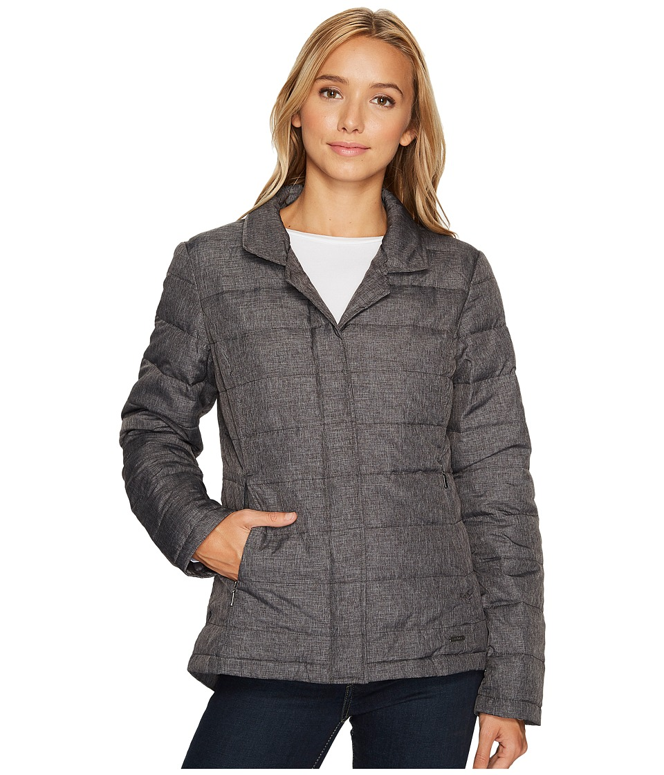 Prana Dawn Blazer (Charcoal) Women