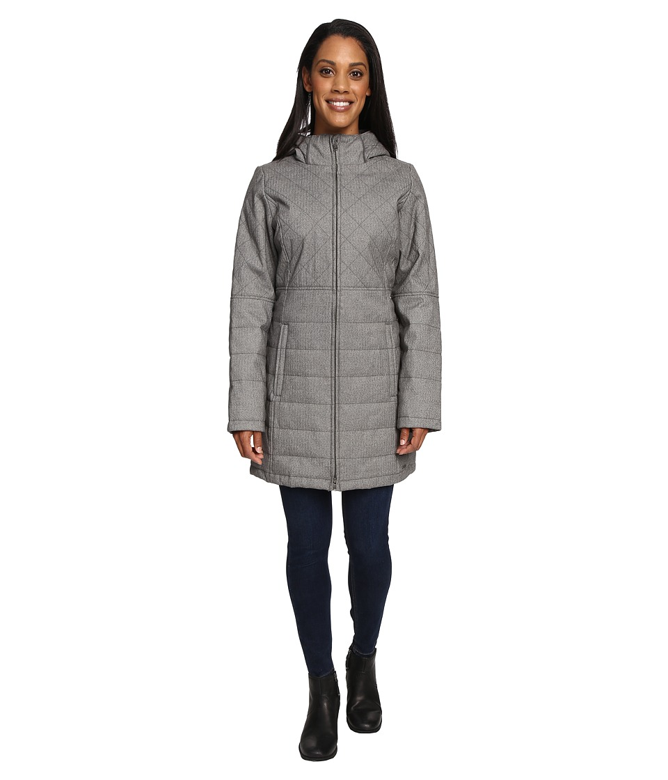 Prana - Inna Jacket (Stone) Women's Coat
