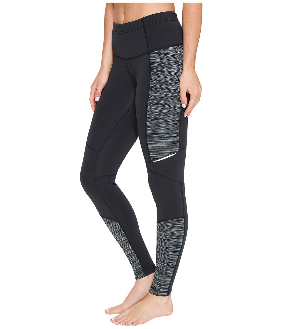 Prana - Ergo Leggings (Charcoal) Women's Casual Pants