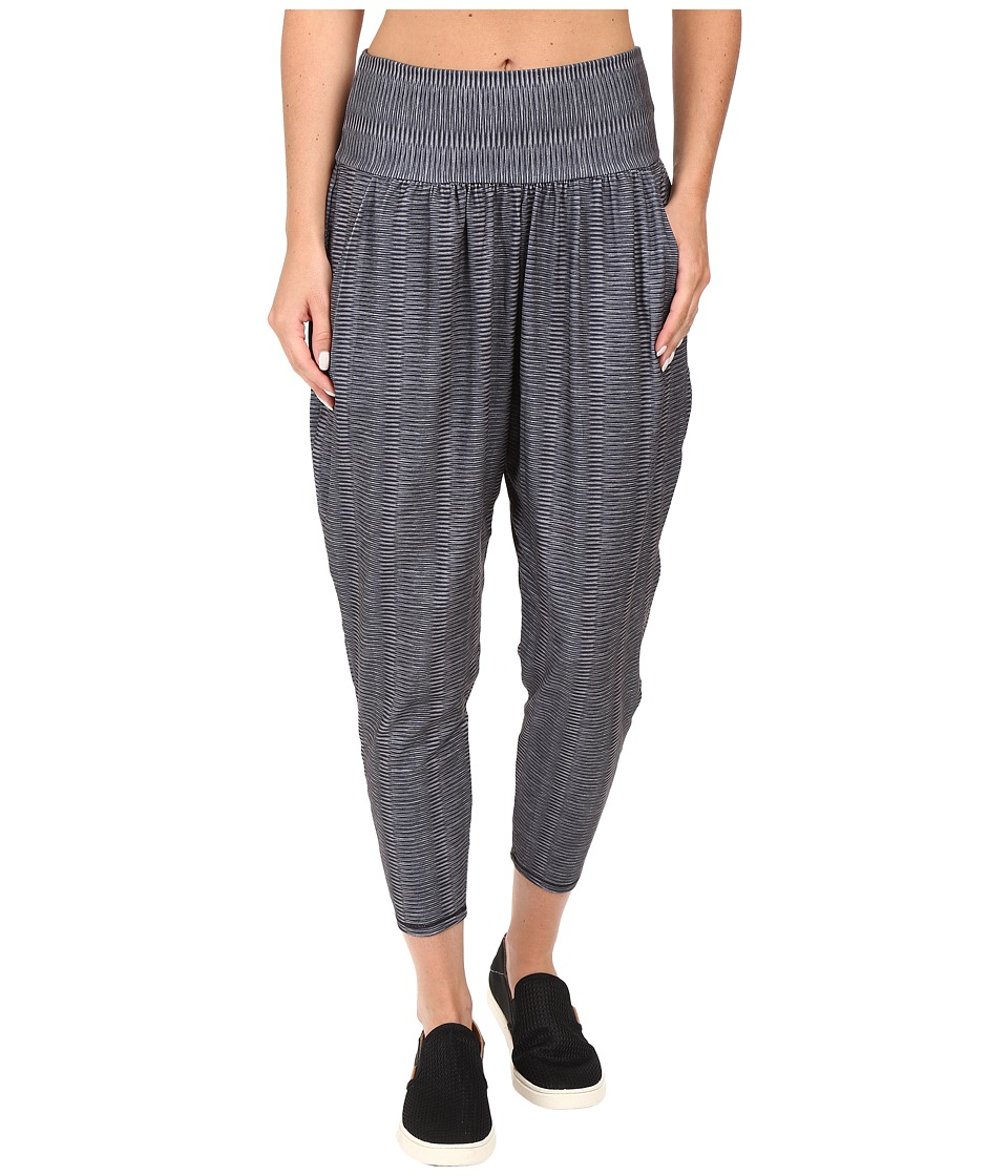 Prana - Ryley Crop (Charcoal Ziggie) Women's Capri