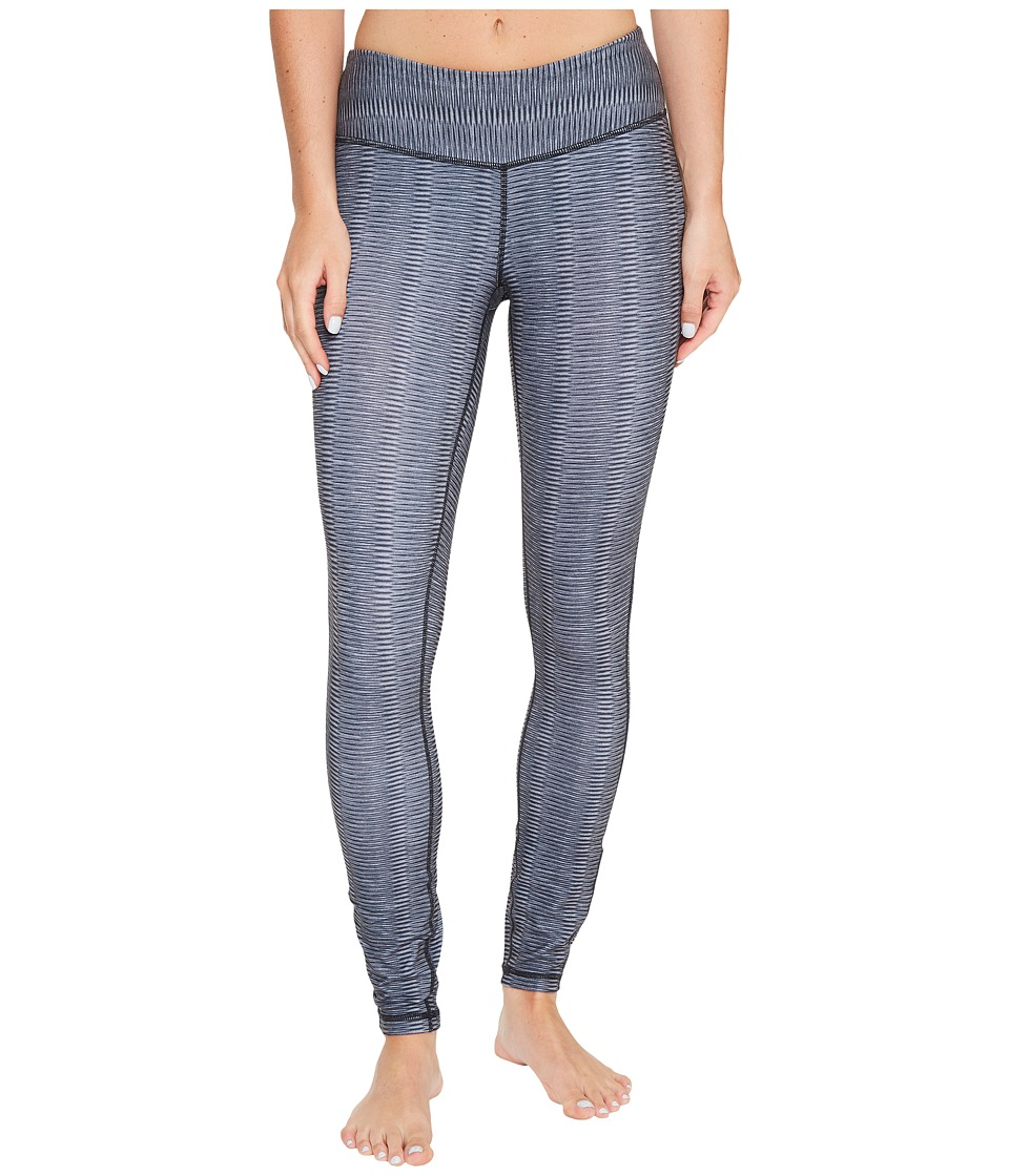 Prana - Misty Legging (Bluebell Ziggie) Women's Workout