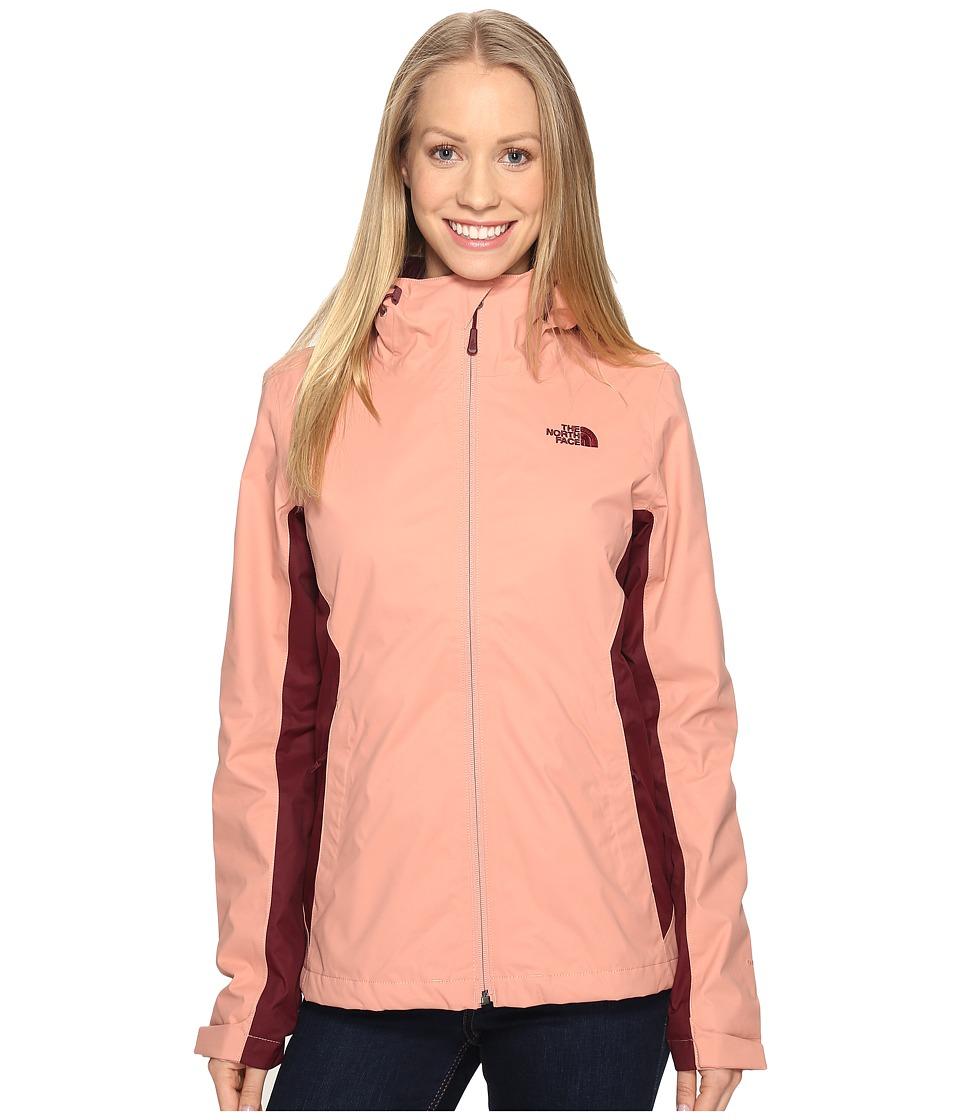 The North Face Arrowood TriClimate(r) Jacket (Rose Dawn/Deep Garnet Red (Prior Season)) Women