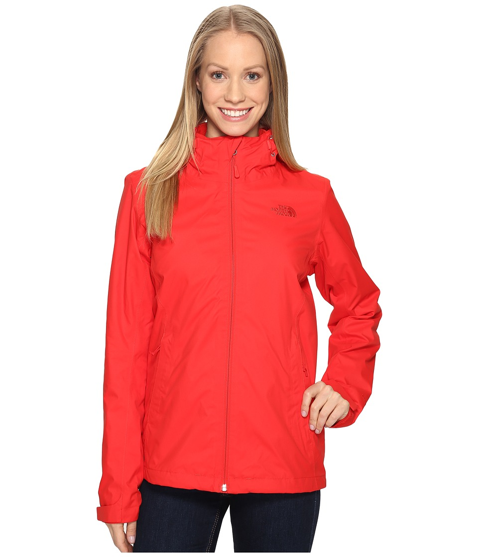 The North Face Arrowood TriClimate(r) Jacket (High Risk Red (Prior Season)) Women
