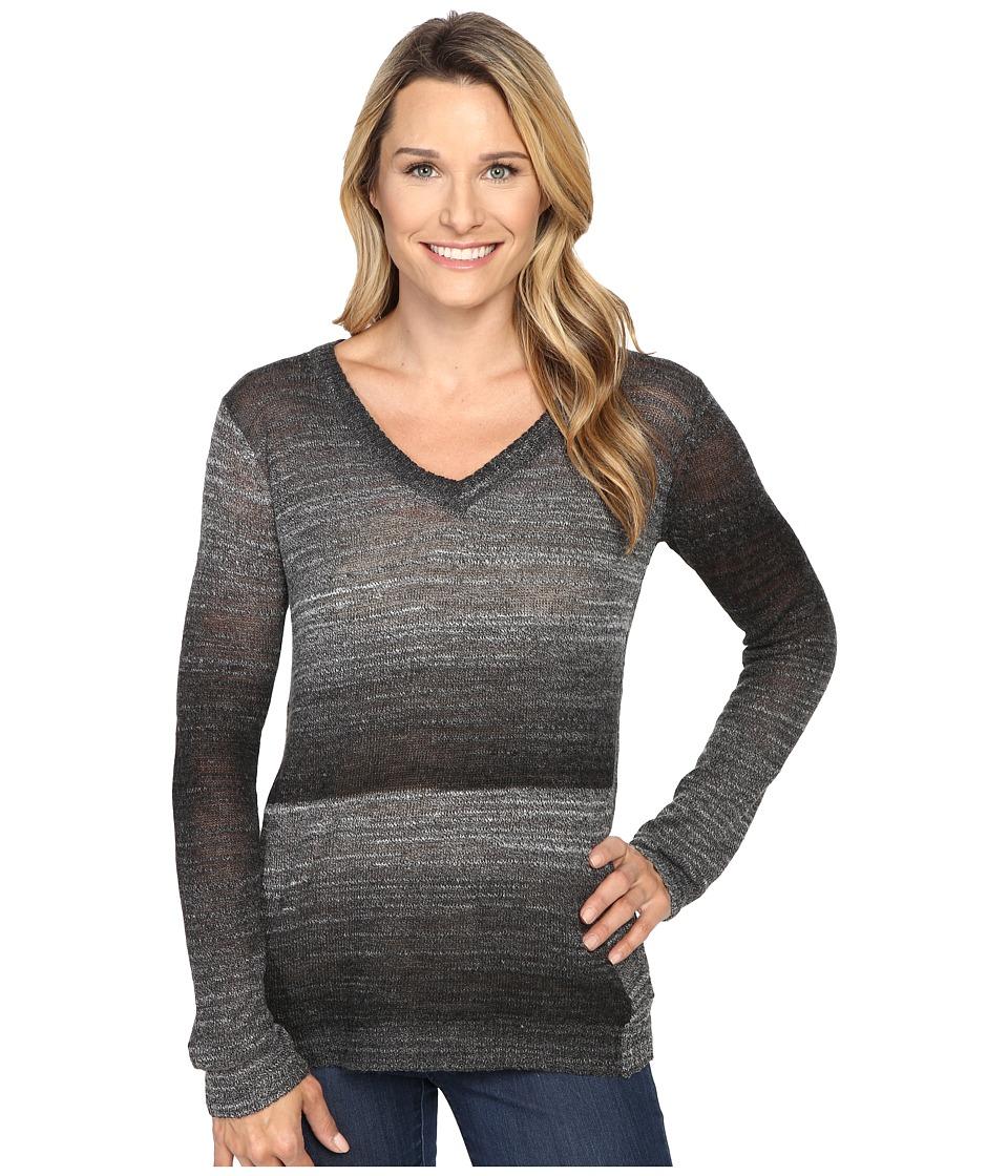Prana - Julien Sweater (Charcoal) Women's Sweater