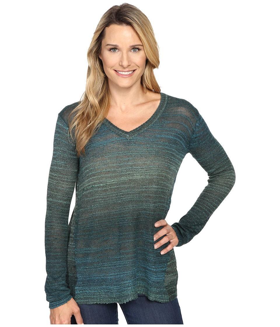 Prana - Julien Sweater (Deep Teal) Women's Sweater
