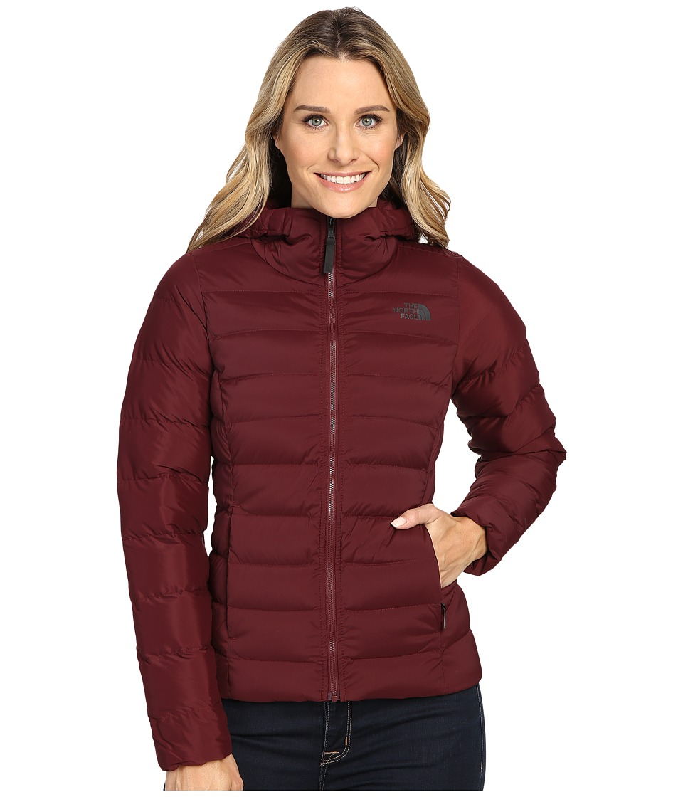 The North Face - Stretch Jacket (Deep Garnet Red) Women's Coat