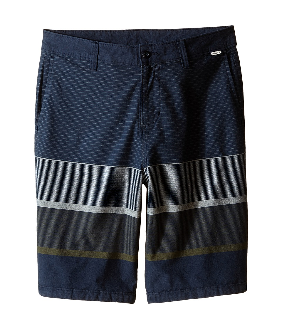 O'Neill Kids - Originals Palma Shorts (Big Kids) (Dark Charcoal) Boy's Shorts