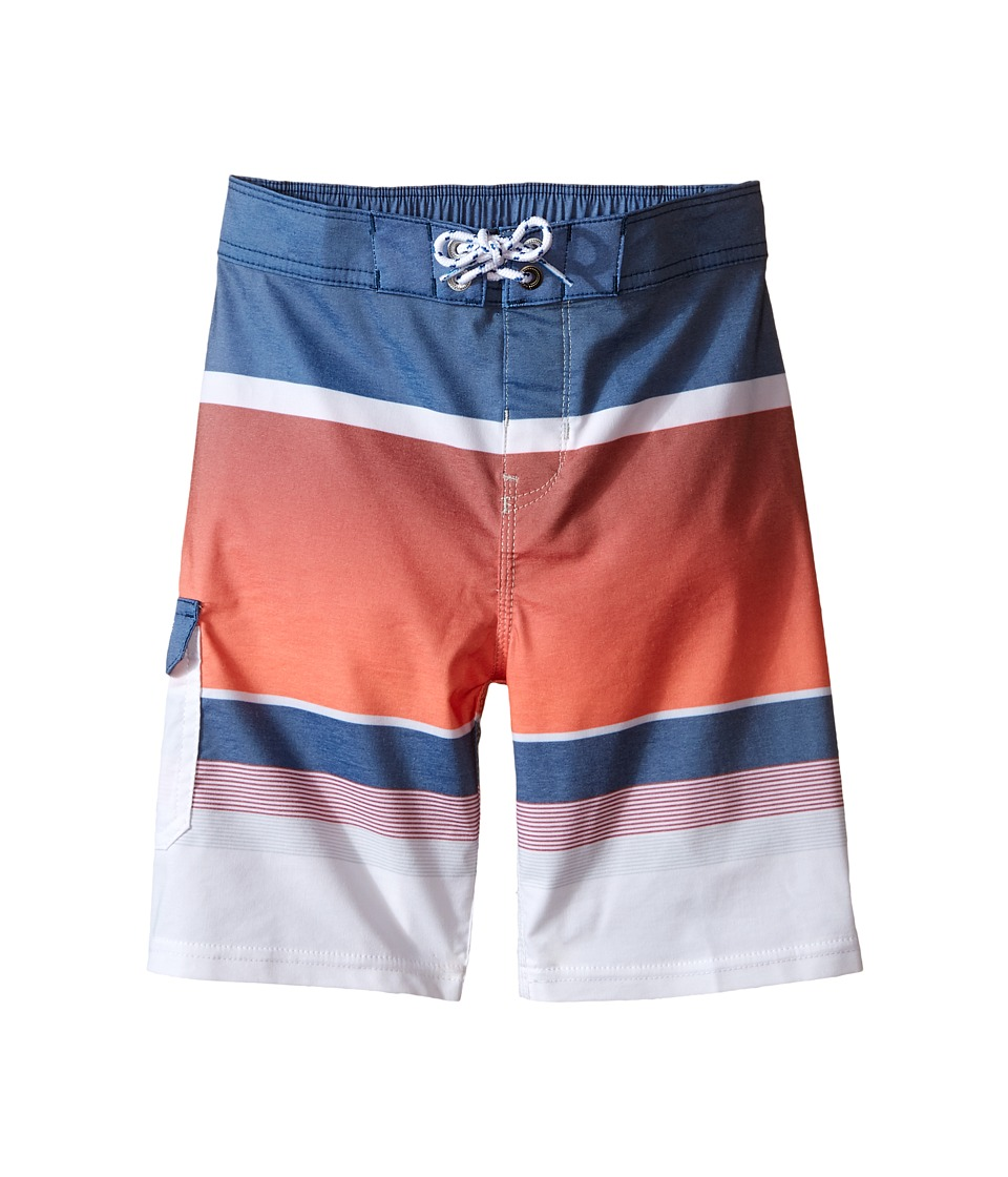 Billabong Kids - Spinner Lo Tides Boardshorts (Big Kids) (Red) Boy's Swimwear