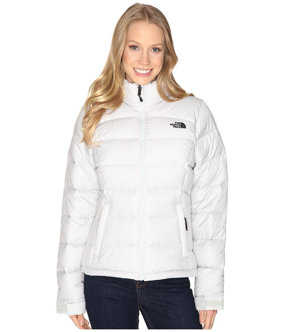 The North Face Nuptse 2 Jacket (Lunar Ice Grey) Women