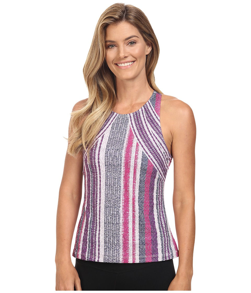 Prana - Boost Printed Top (Viola Knitta) Women's Sleeveless