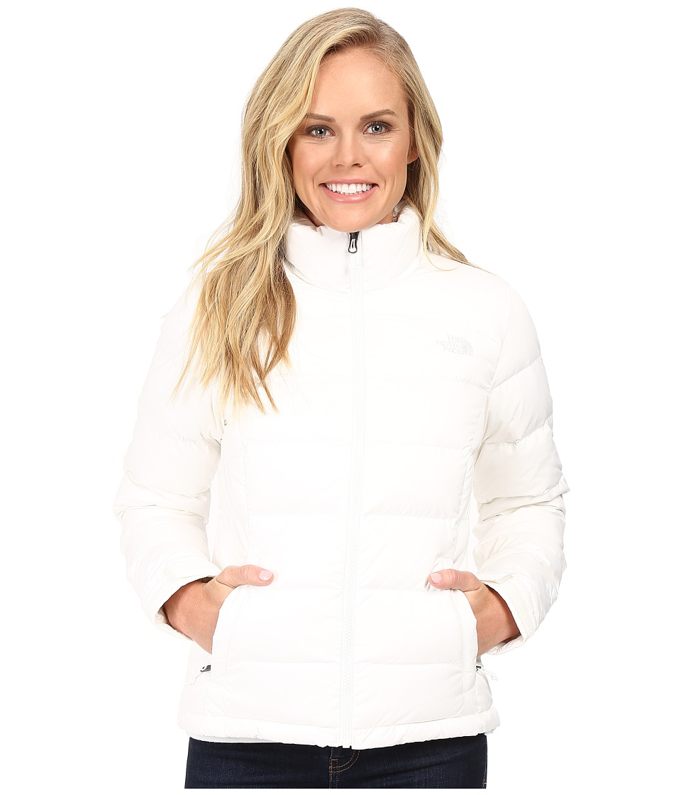 The North Face - Nuptse 2 Jacket (TNF White) Women's Coat