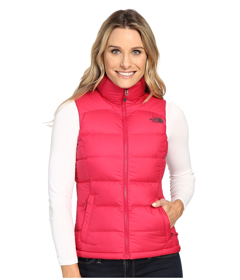 The North Face - Nuptse 2 Vest (Cerise Pink) Women's Vest