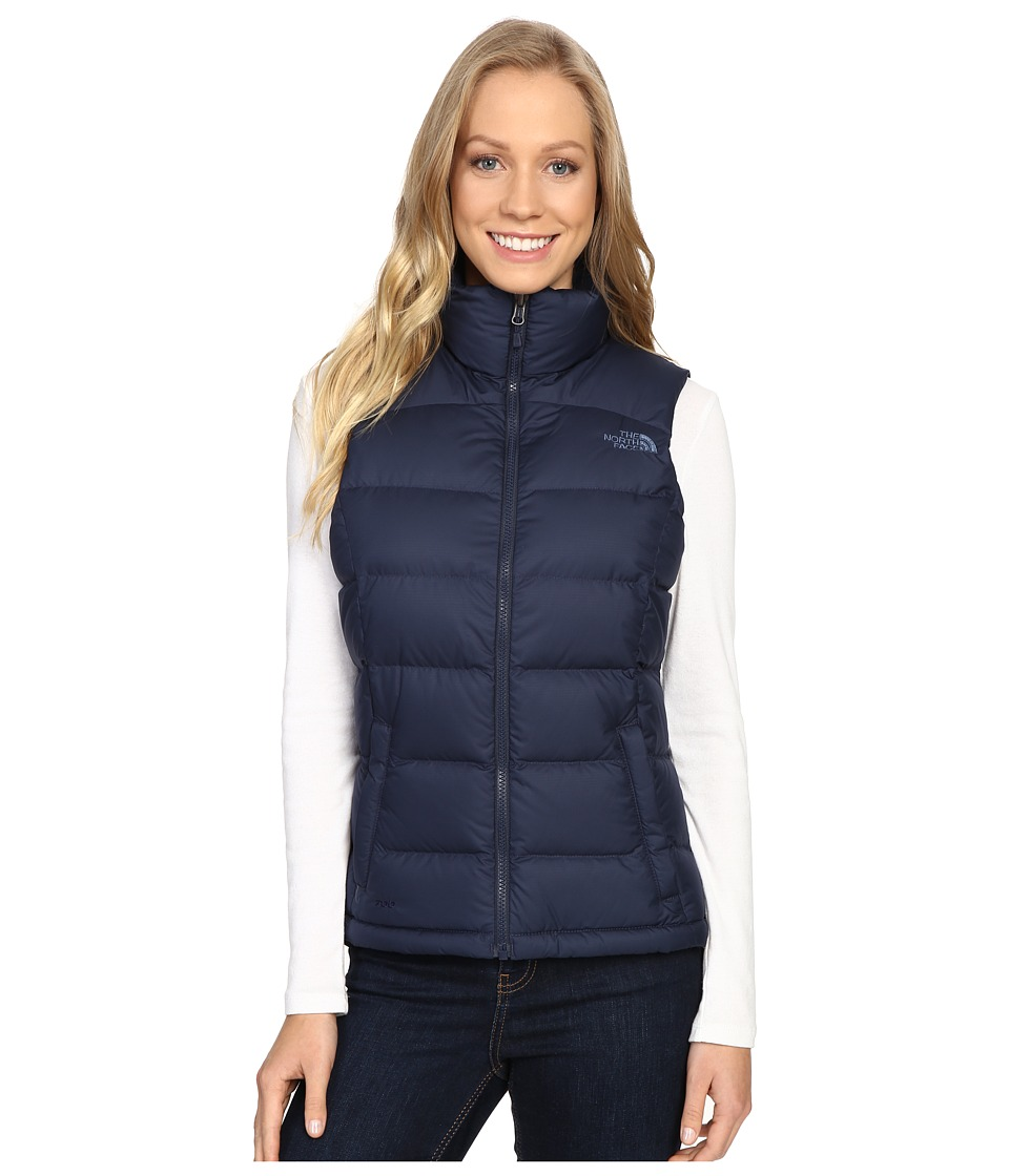 The North Face - Nuptse 2 Vest (Cosmic Blue) Women's Vest