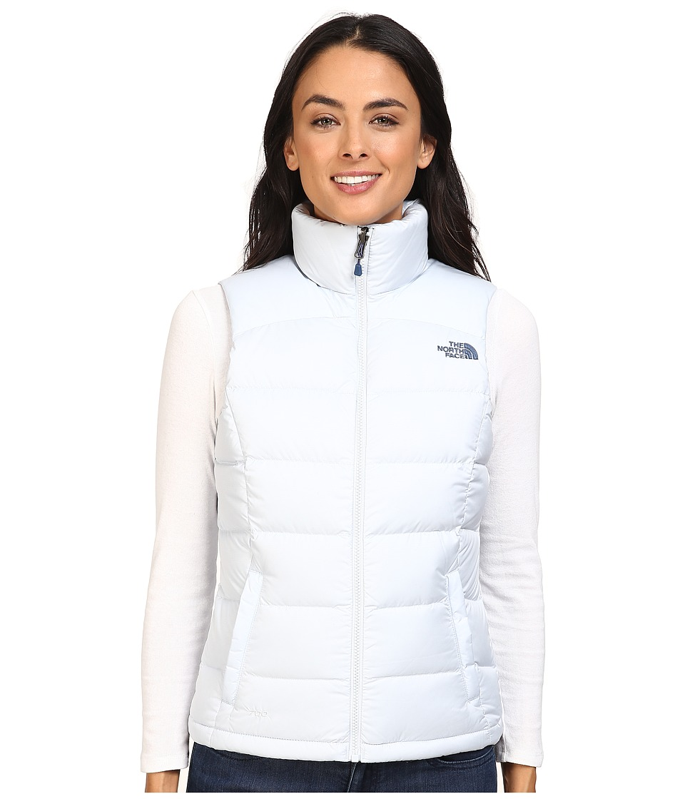 The North Face - Nuptse 2 Vest (Arctic Ice Blue) Women's Vest