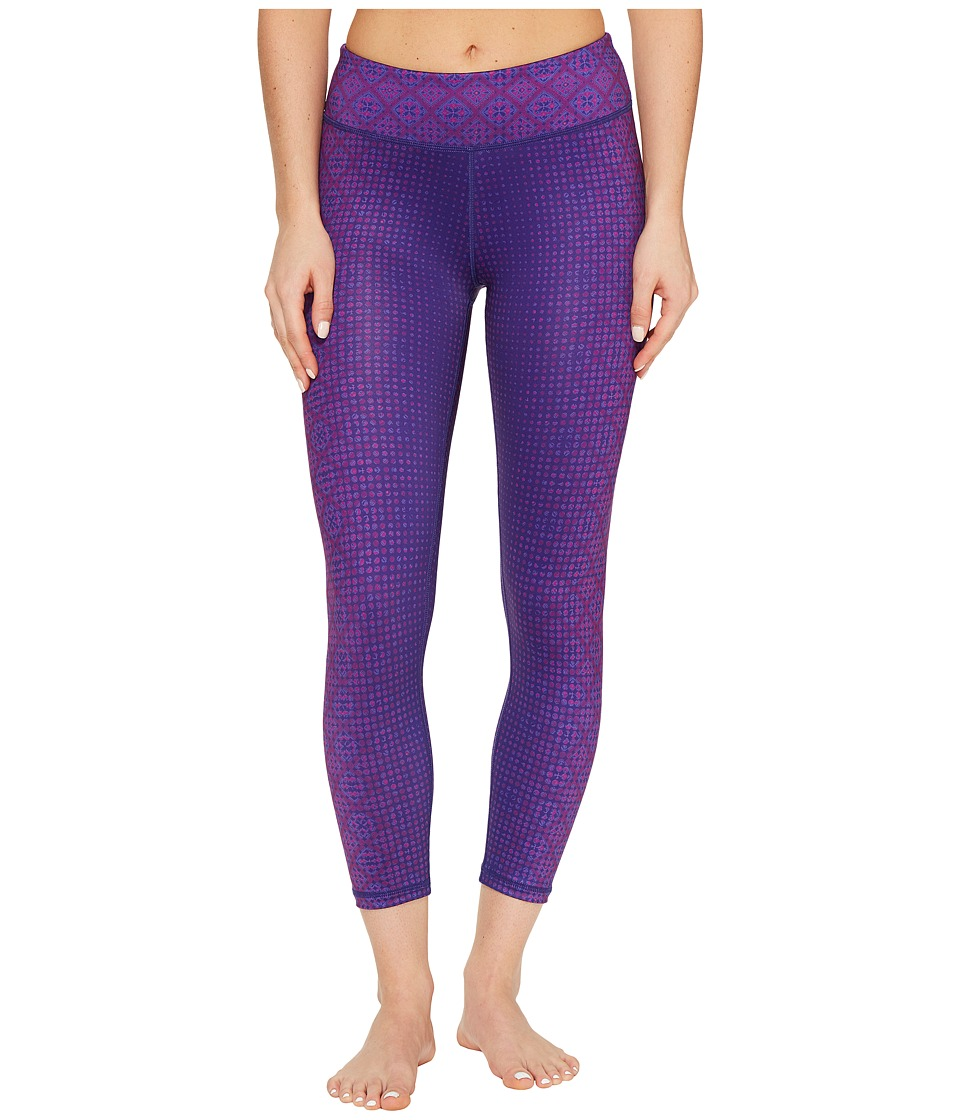 Prana - Roxanne Printed Legging (Grapevine Bali) Women's Casual Pants