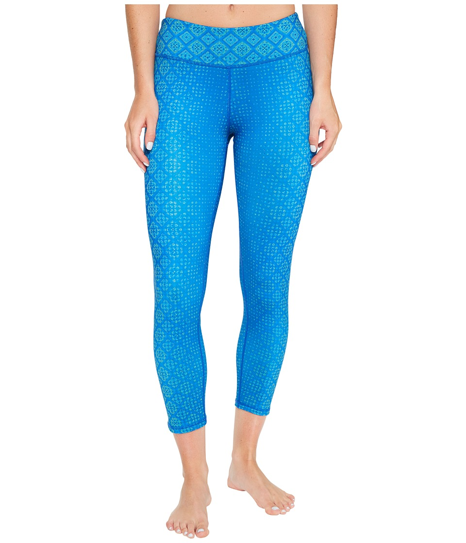 Prana - Roxanne Printed Legging (Harbor Bali) Women's Casual Pants