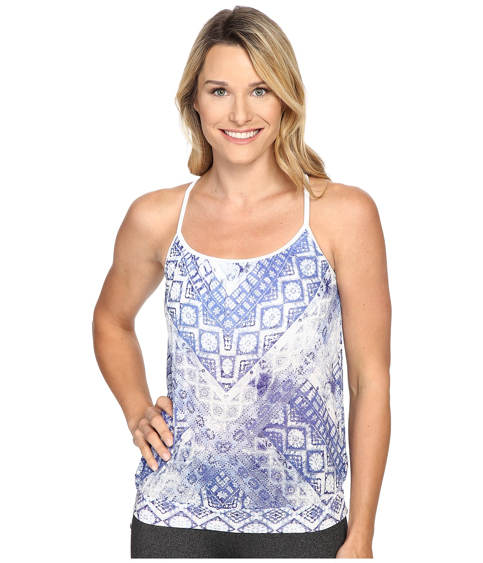 Prana - Meadow Top (Gray Indigo) Women's Sleeveless