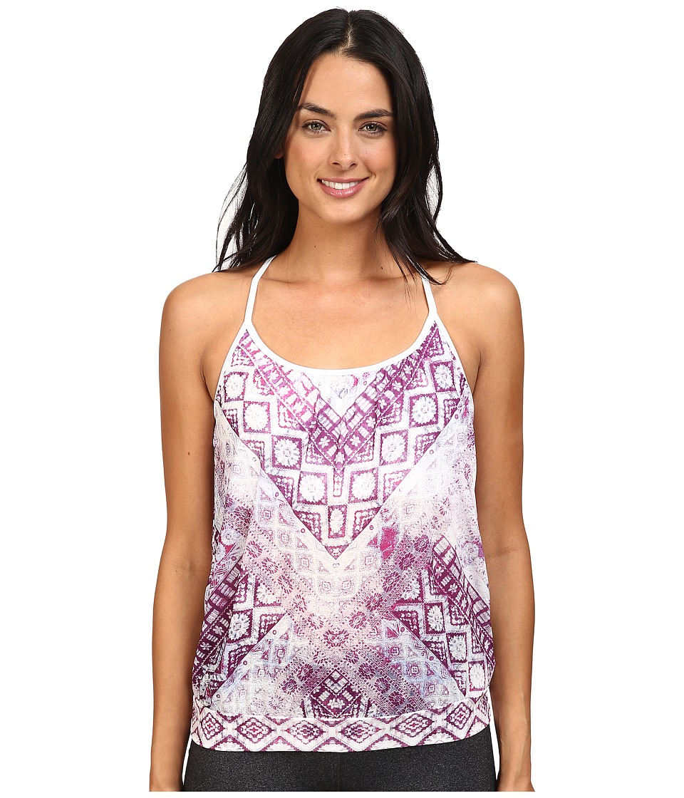 Prana - Meadow Top (Orchid Burst) Women's Sleeveless