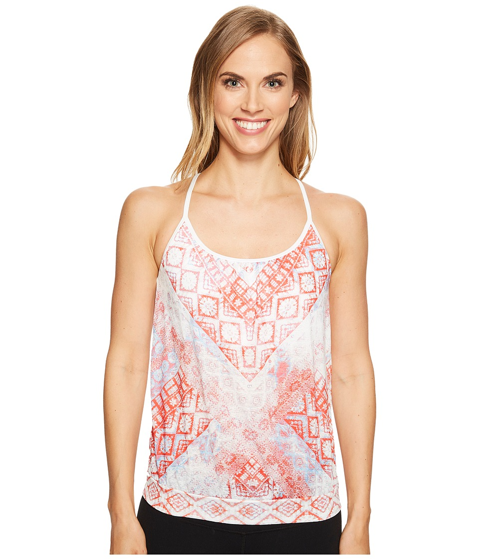 Prana - Meadow Top (Sunwashed Red) Women's Sleeveless
