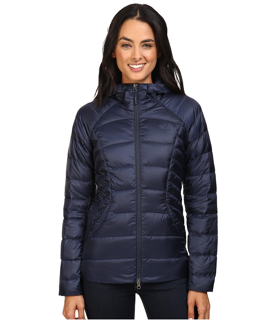 The North Face - Tonnerro Parka (Cosmic Blue) Women's Coat