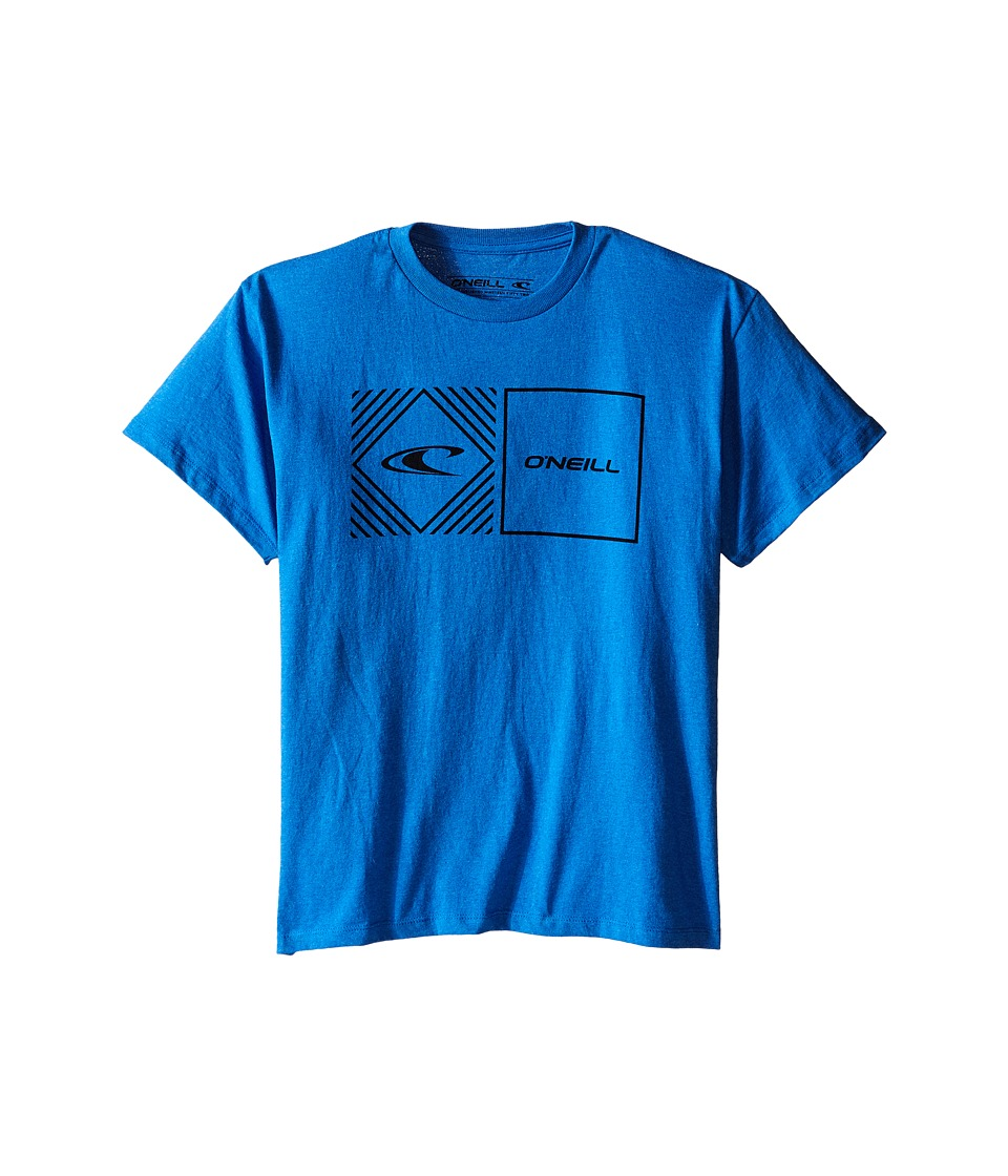 O'Neill Kids - As Is Tee (Big Kids) (Sea Blue) Boy's T Shirt